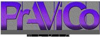 PrAViCo Medientechnik aus Bottrop Logo